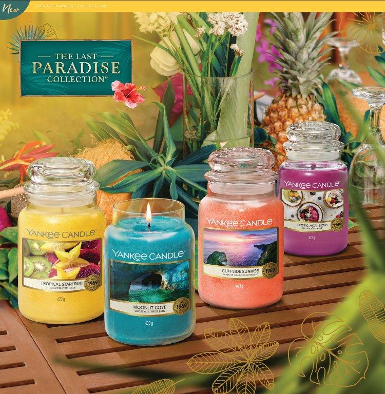 the last paradise yankee candle